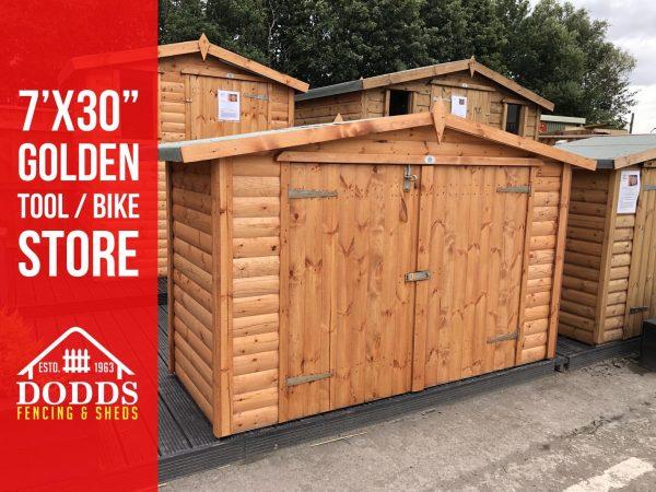 dodds fencing sheds tool store golden