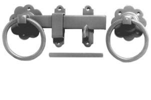Bull Ring Latch Stockton