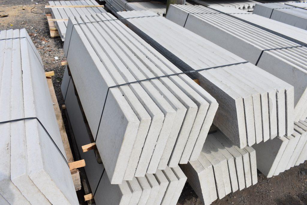Concrete Gravel Boards