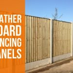 Feather Board Fencing Panels Stockton on Tees 2
