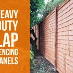 Heavy Duty Lap Fencing Panels Stockton on Tees