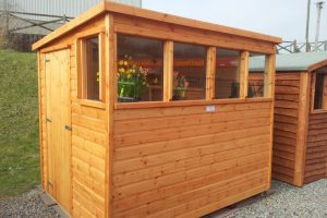 Potting Shed SHiplap