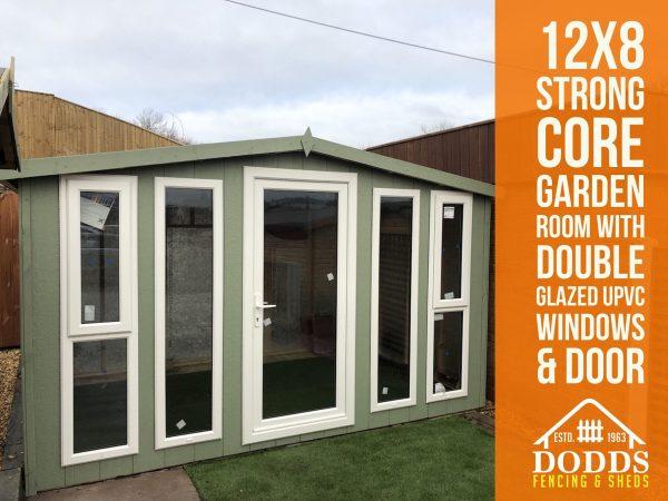 12×8 gree garden room