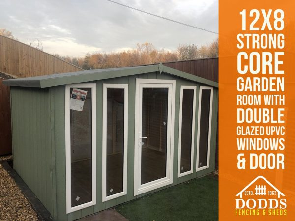 garden room strong core