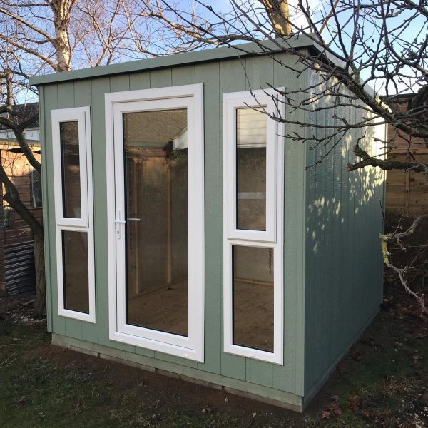 8X8 STRONG CORE DODDS GARDEN ROOM SIDE