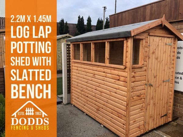 potting shed small