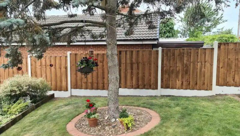 Dodds acoustic fencing panels 2