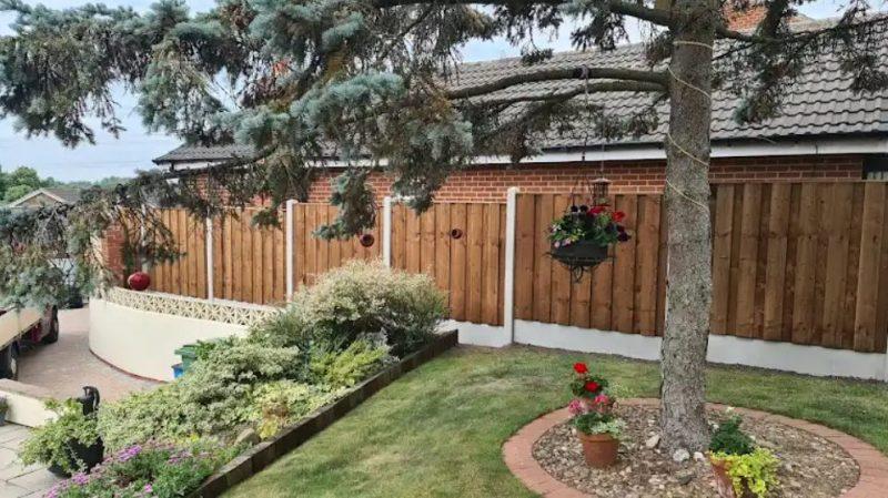 Dodds acoustic fencing panels 3