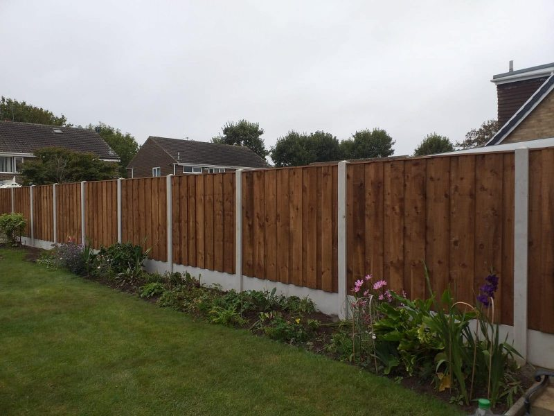 accoustic panels dodds fencing and sheds