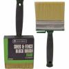 centurion shed nd fence block brush