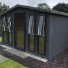 dodds fencing sheds 12×8 garden room