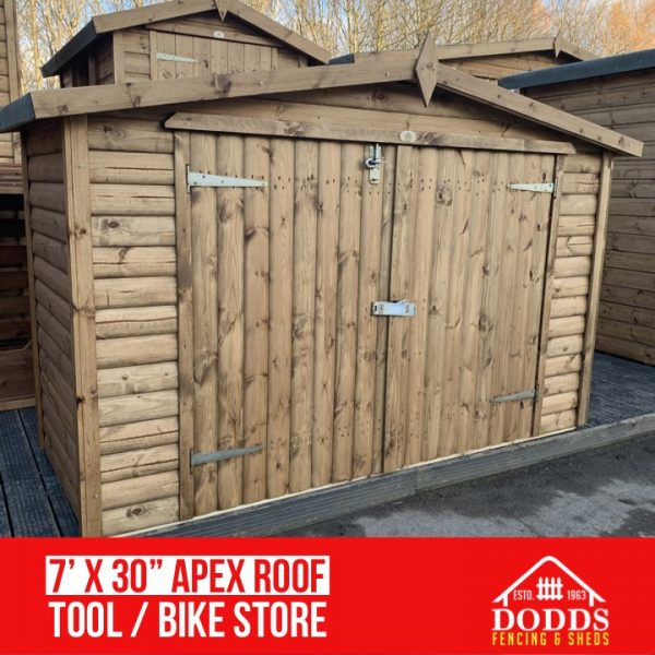 dodds fencing sheds tool store apex