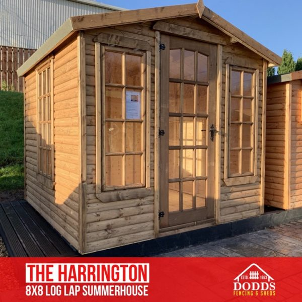 the harrington summerhouse