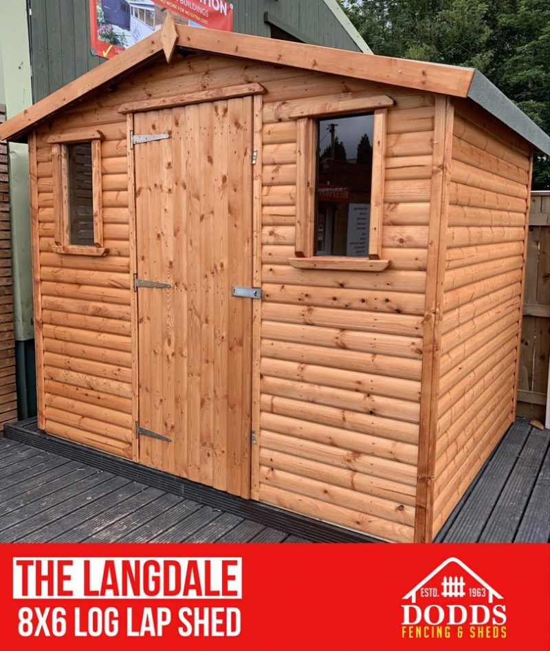 The Langdale Dodds Fencing and Sheds