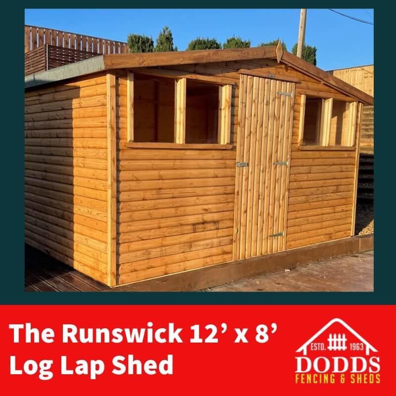 12X8 RUNSWICK SHED (1)