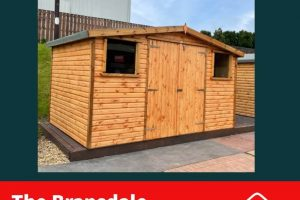 BRANSDALE 12X8 DODDS SHED (1)
