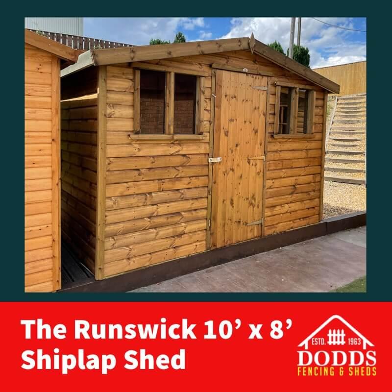 RUNSWICK SHIPLAP DODDS SHED (1)